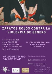 Performance Teatral Cádiz