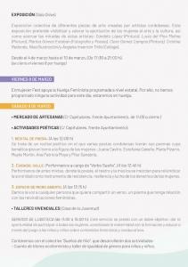 Programa Enmujecer Fest IV