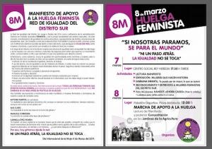 Huelga Feminista Córdoba
