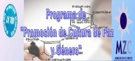Programa de promoción de cultura de paz y desarrollo